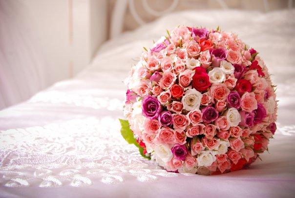 Re: Свадебные букеты.